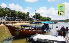 Snorkelling Trip : 4 Islands by Hybrid Express Boat