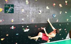 Games : Bouldering Wall
