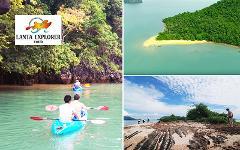 Excursion Trip (Half Day) : Lanta 3 Islands