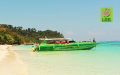 Snorkelling Trip : Koh Rok & Koh Haa by Speed Boat