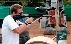 Games : Paintball Target Practice