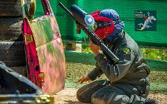 Games : Paintball