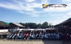 Excursion Trip : 7 Islands Lanta by Speed Boat