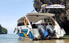 Excursion Trip : 4 Islands Krabi by Speed Boat