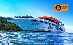 Excursion Trip : Koh Ngai - Bubu - Talabeng - Koh Phee - Mangrove by Speed Boat