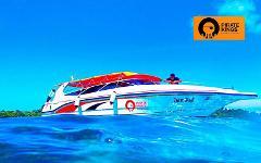 Snorkelling Trip : 4 Islands by Speed Boat