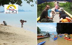 Excursion Trip : Mangrove - Talabeng - Bu Bu Island