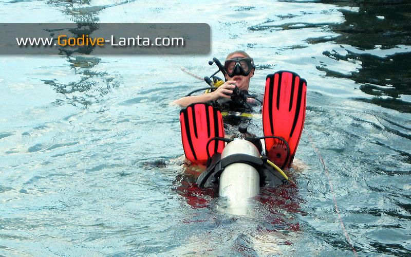 [ Online ] SSI Diver Stress & Rescue Course 3 Dives