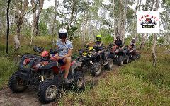 ATV : Riding 2 Hours