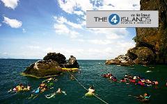 Snorkelling Trip : 4 Islands by Big Boat