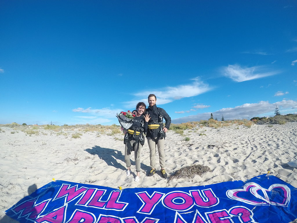 Busselton Will You Marry Me? Proposal Package