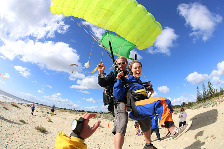 Geronimo Busselton 8,000ft Gift Voucher