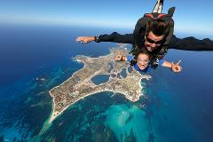 WINTER DEAL - 10,000ft Rottnest Island Tandem Skydive