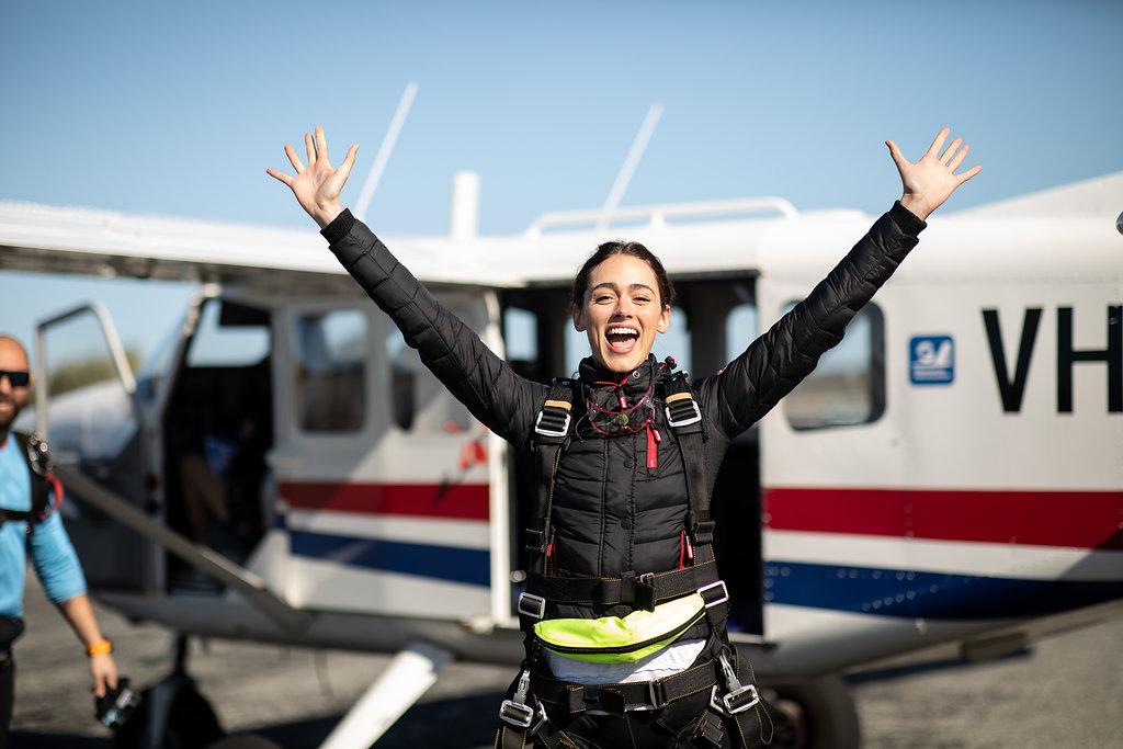 Rottnest 14,000ft Tandem Skydive and Flight Transfer Package