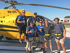 Rottnest Island Helicopter Skydive Experience