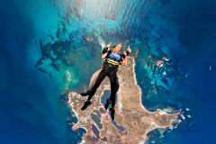 14,000ft Rottnest Island Tandem Skydive *Most Popular*