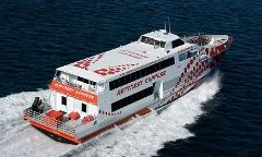Rottnest Skydive and Rottnest Express ex Fremantle Ferry Package