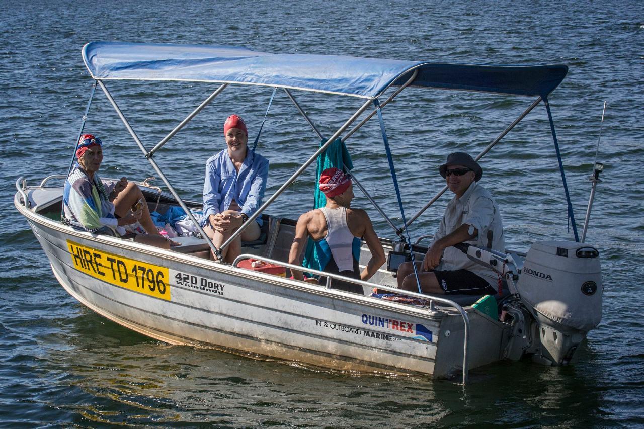 Boat Hire (Half Day)