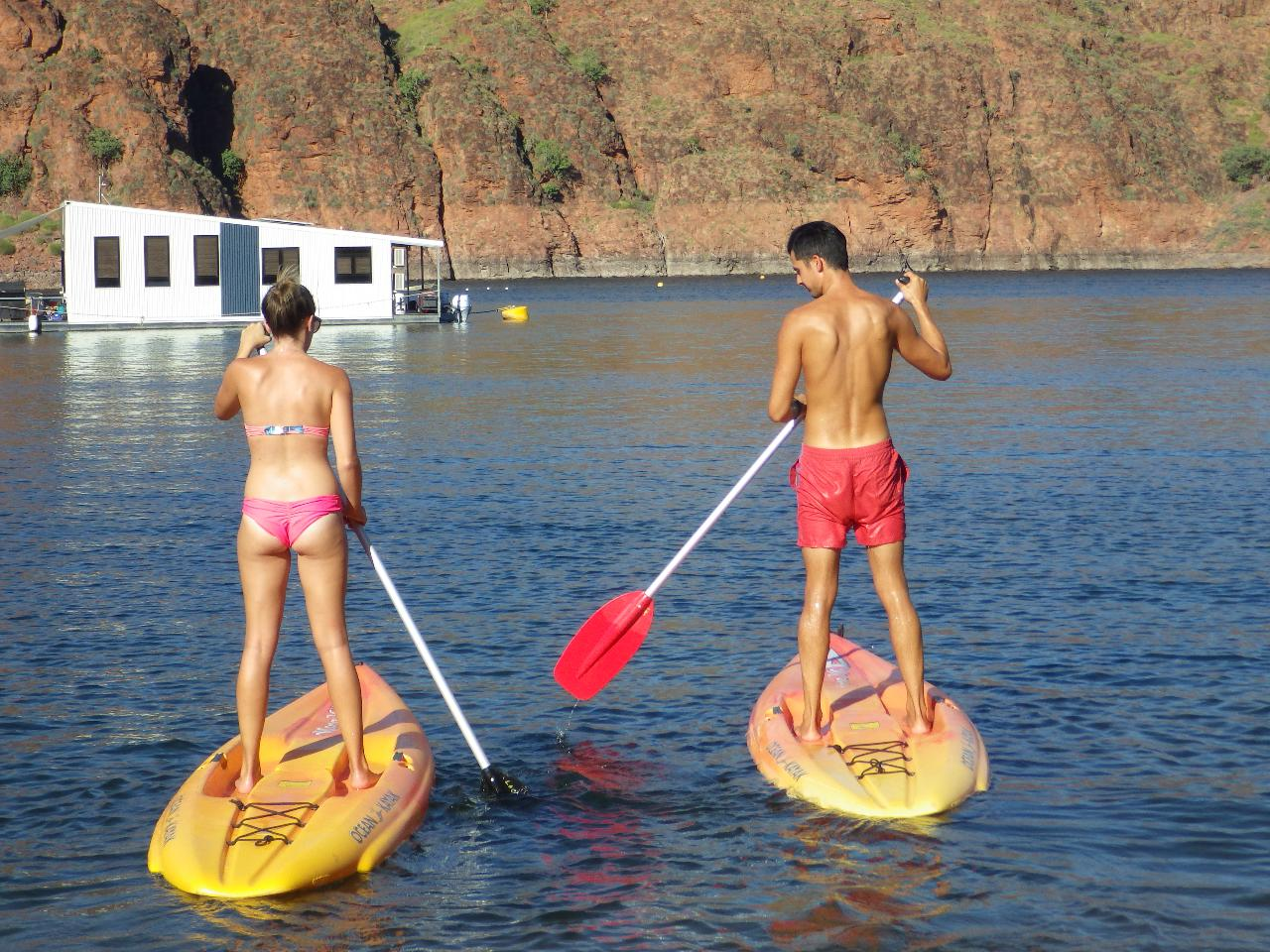 Stand Up Paddle Board Hire (Half Day)