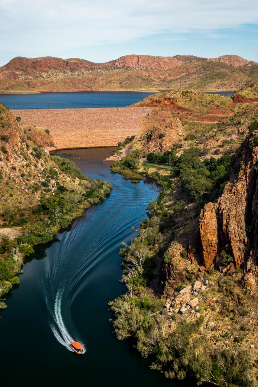 Ord River & Lake Argyle Sunset Cruise  Combo