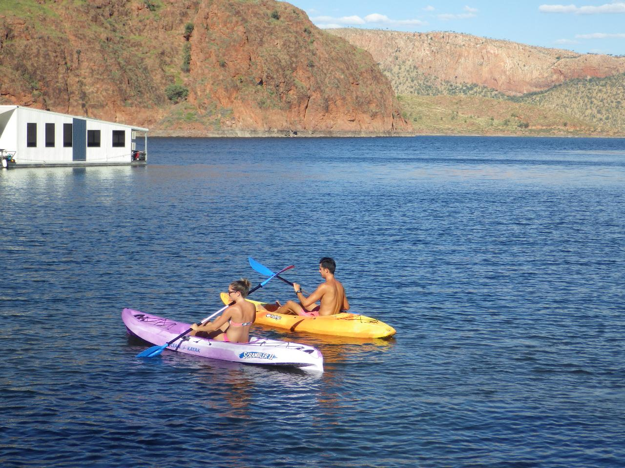 Kayak Hire (Half Day)
