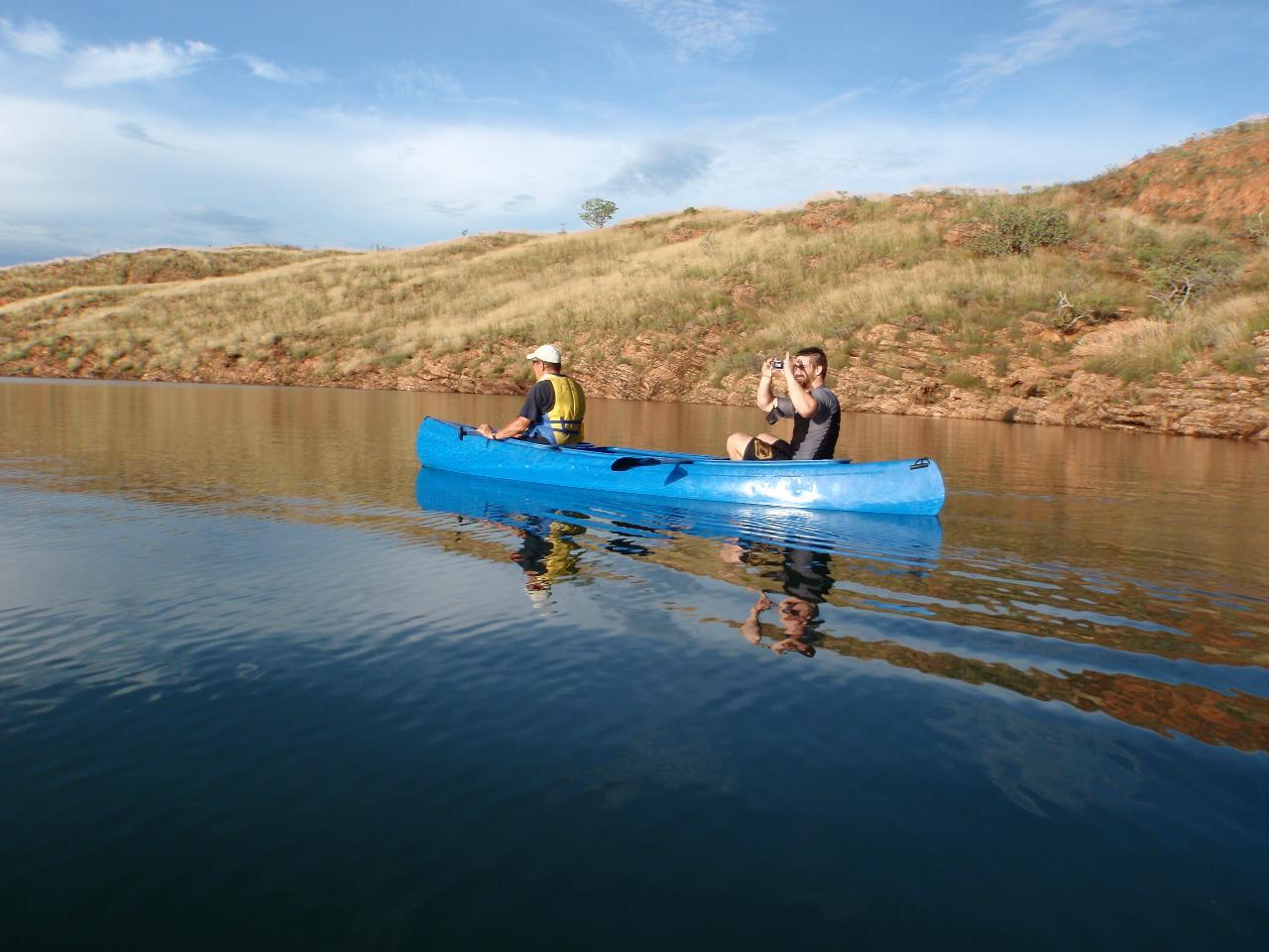Canoe Hire (Half Day)