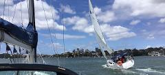 Learn to Sail - Competent Crew