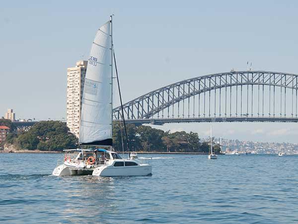 Day Sailing - Experience Builder - Catamaran