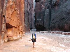 Paria Canyon Geology Backpack