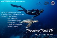 Freedivefest! - Free Diving Festival