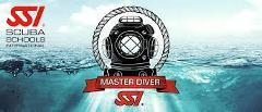 SSI Master Diver Package