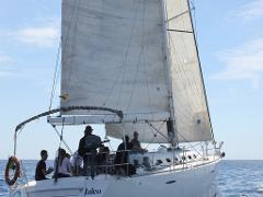 BARCELONA SAILING TRIP SHARED