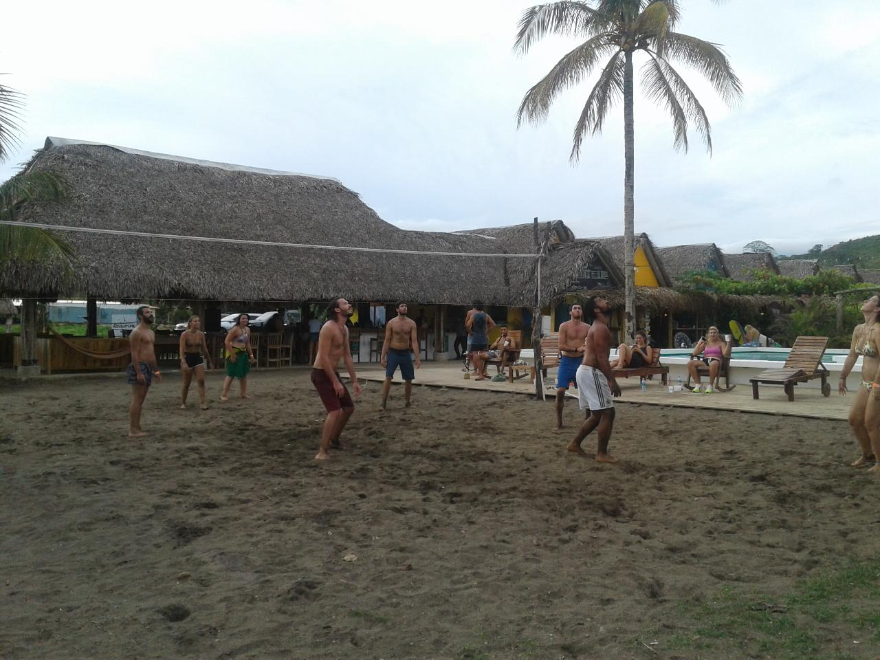 Volleyball Tournament 16.7.18