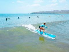 Surf Lesson 10 Night Package