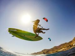 Kitesurfing Rent (FULL GEAR) 7 Days