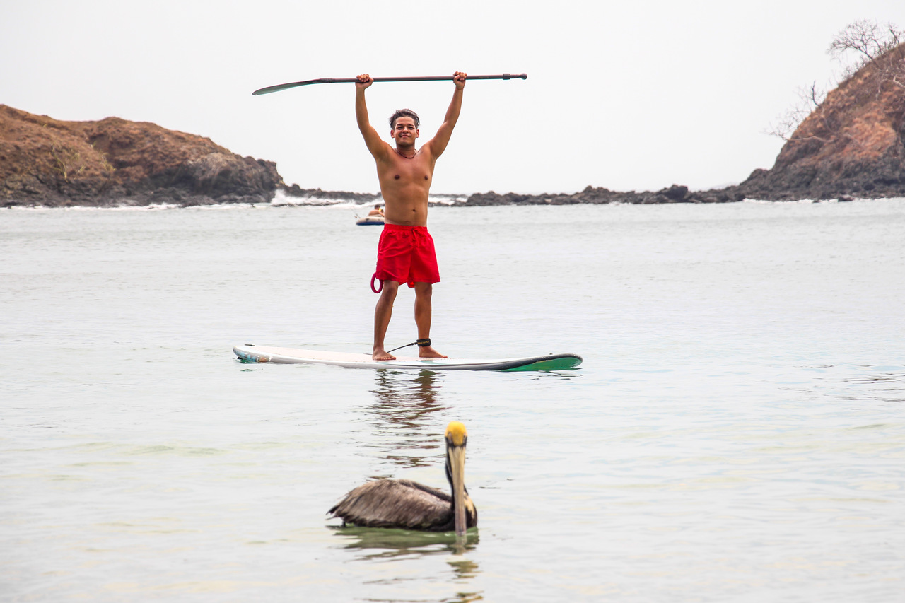 Stand Up Paddle (SUP) Lesson privete