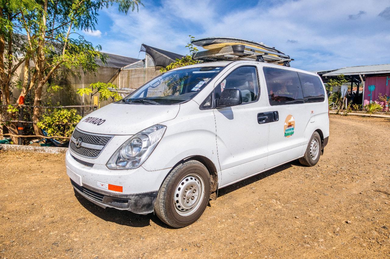 Transfer Playa Venao to Bocas del Toro - app