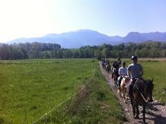 High Mountain Horseback Riding - 7 Days in the Pyrenees