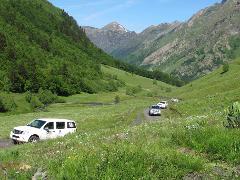 Fin de Semana en los Pirineos – Excursión 4×4 Para Familias