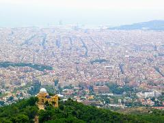 Barcelona panoramic day Tour