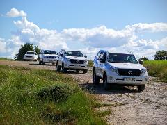 4X4 Offroad Safari (self drive) Day Tour