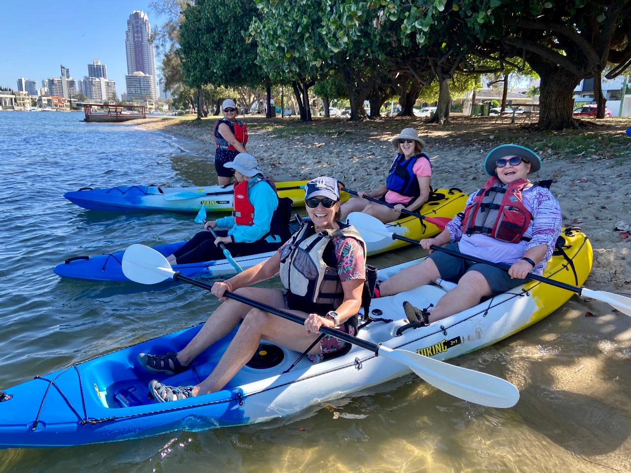 Kayak Hire - Double (2 person)