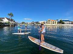 Paddle group - Social SUP