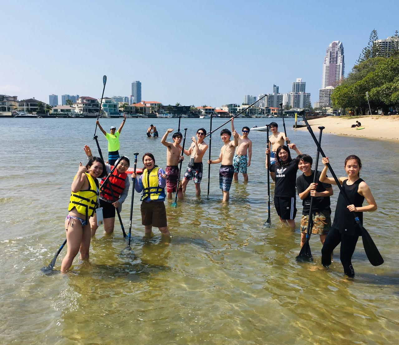 A & H-  Kids & family SUP Beginner Lesson