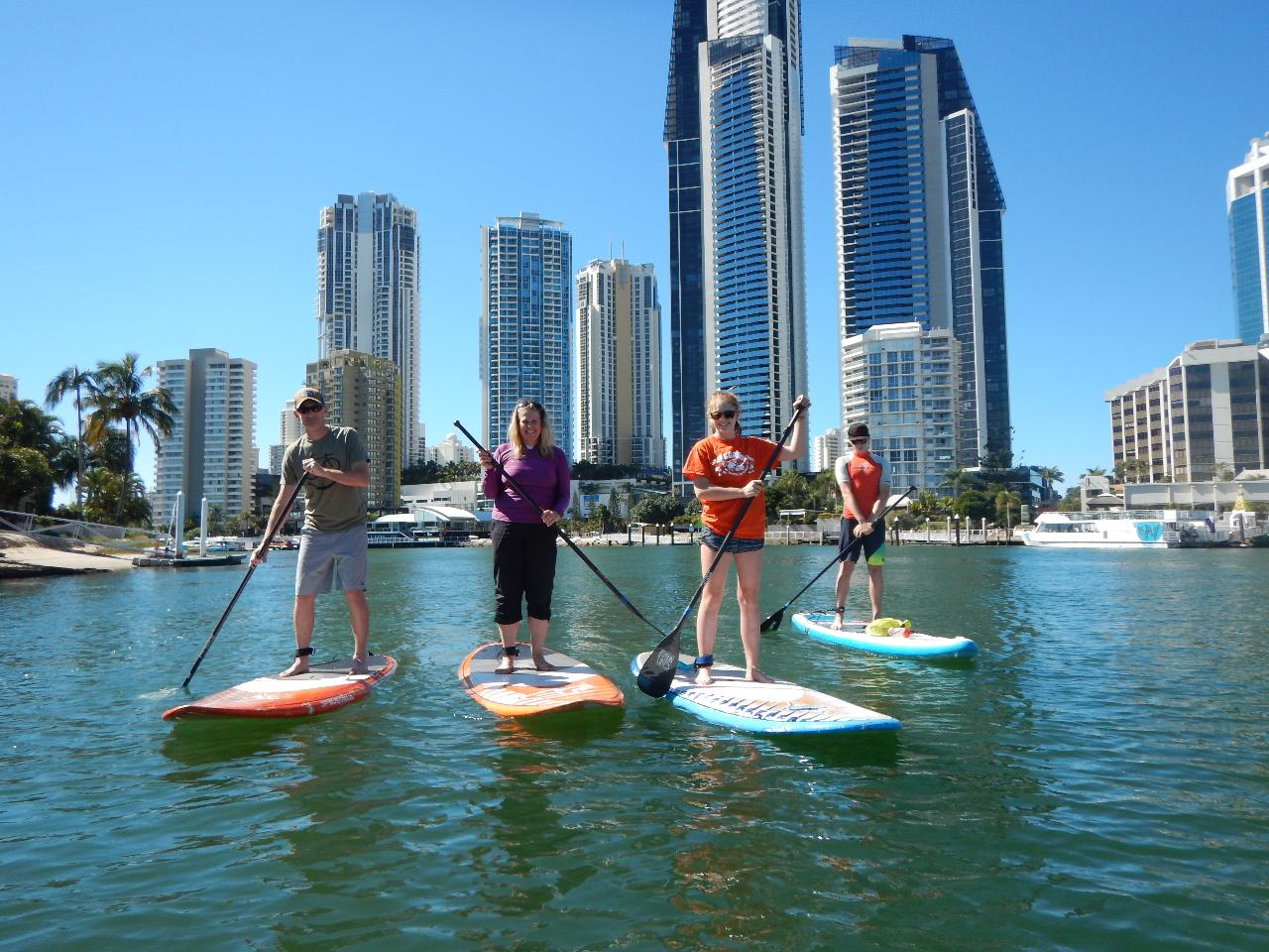 HIRE Stand Up Paddle Board- 2 HOUR*
