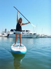STAND UP PADDLE BOARD HIRE - 1 HOUR