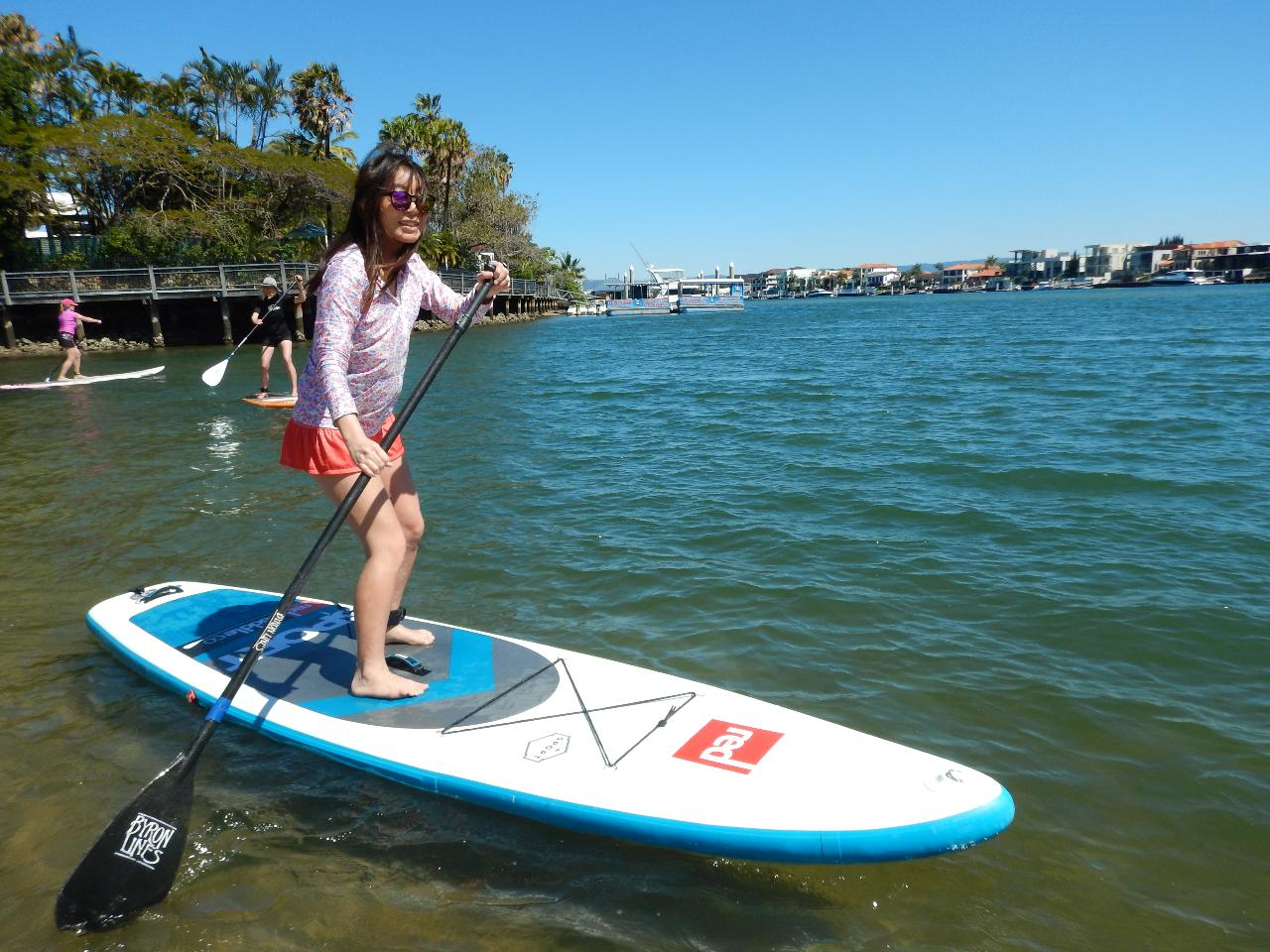 HIRE Stand Up Paddle board - FULL DAY