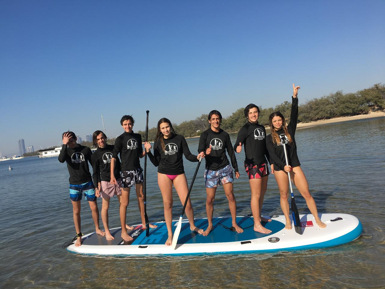Hire Stand Up Paddle - EX LARGE Inflatable