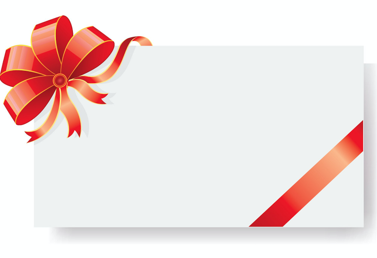 $25 Value Gift Card