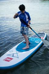 FAMILY STAND UP PADDLE (SUP) BEGINNER'S LESSON